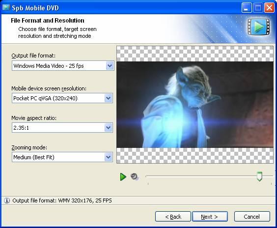 Просмотров: 1013. Скачать бесплатно Spb Mobile DVD v1.2.5 (ENG/RUS.